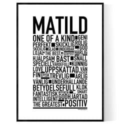 Matild Poster