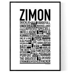 Zimon Poster