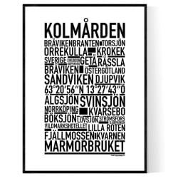 Kolmården Poster