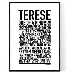 Terese Poster