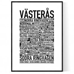 Västerås Poster
