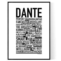 Dante 2 Poster