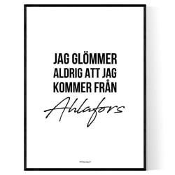 Från Ahlafors