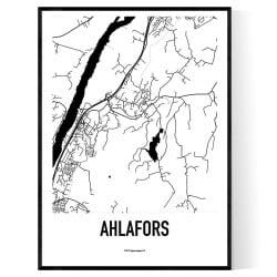 Ahlafors Karta