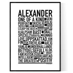 Alexander v2 Poster