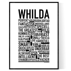 Whilda Poster