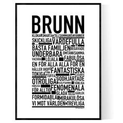 Brunn Poster
