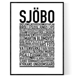 Sjöbo Poster
