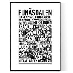 Funäsdalen Poster