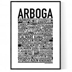 Arboga Poster