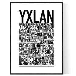 Yxlan Poster