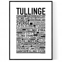 Tullinge Poster