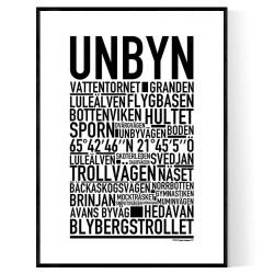 Unbyn Poster