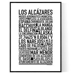 Los Alcázares Poster