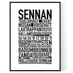 Sennan Poster
