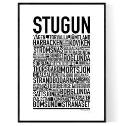 Stugun Poster