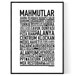 Mahmutlar Poster