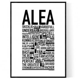 Alea Poster