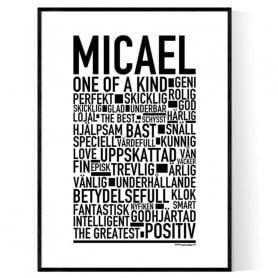 Micael Poster