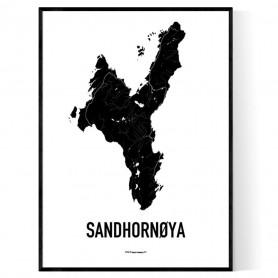 Sandhornøya Karta V2