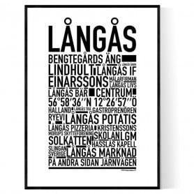 Långås Poster