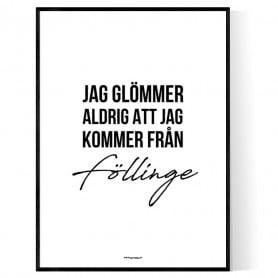 Från Föllinge