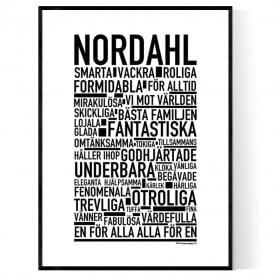Nordahl Poster