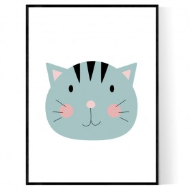 Little Cat Poster
