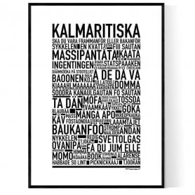 Kalmaritiska Poster
