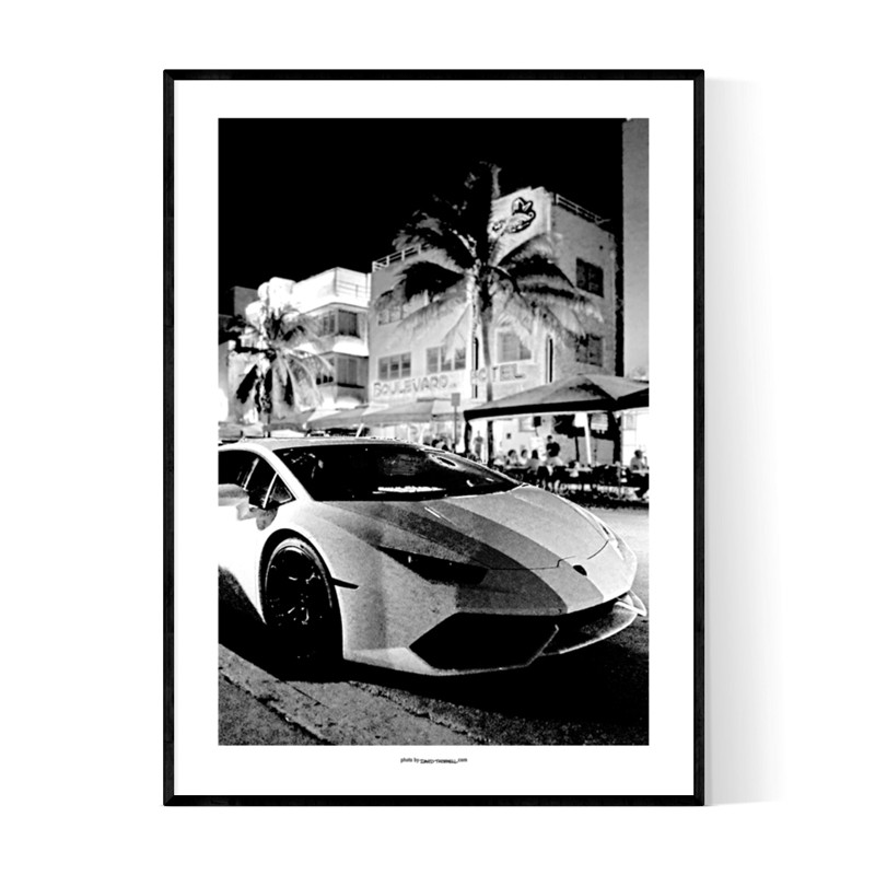 Miami Lambo