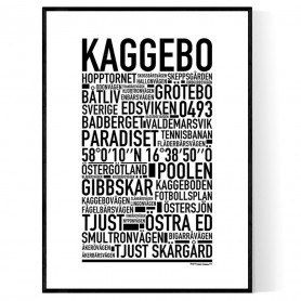 Kaggebo Poster