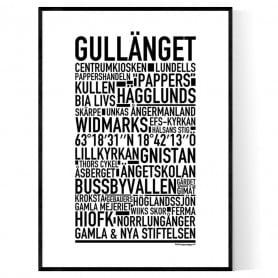 Gullänget Poster