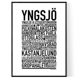 Yngsjö Poster