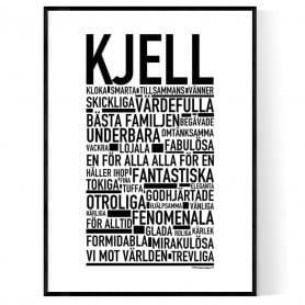 Kjell Efternamn Poster