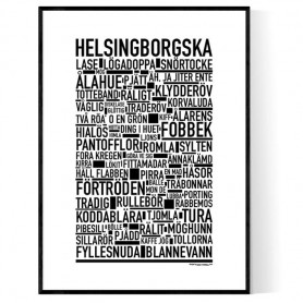 Helsingborgska Poster