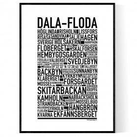 Dala-Floda Poster