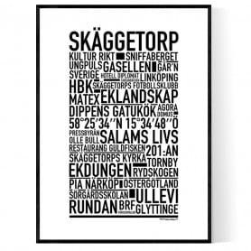 Skäggetorp Poster