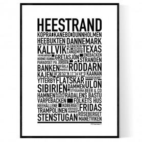 Heestrand Poster