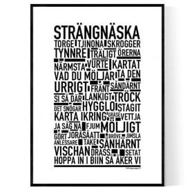 Strängnäska Poster