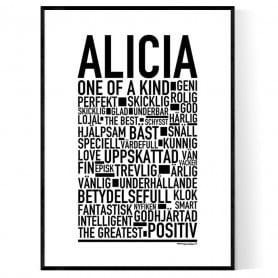 Alicia V2 Poster