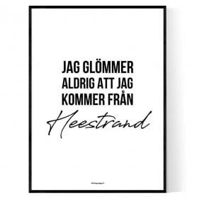 Från Heestrand