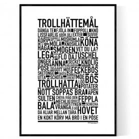 Trollhättemål Poster