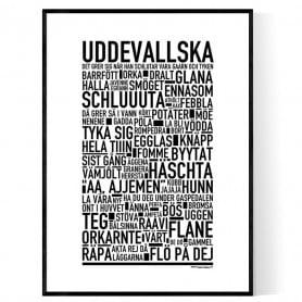 Uddevallska Poster