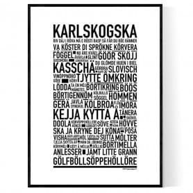 Karlskogska Poster