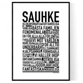 Sauhke Poster