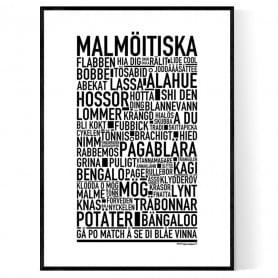 Malmöitiska Poster