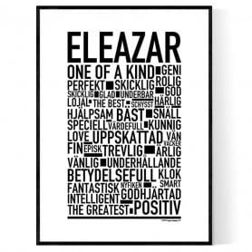Eleazar Poster