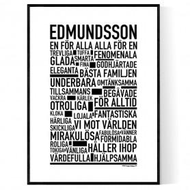 Edmundsson Poster