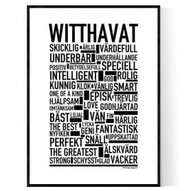 Witthavat Poster