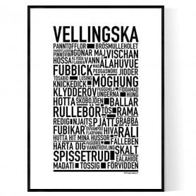 Vellingska Poster
